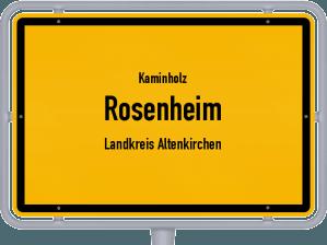 Kaminholz & Brennholz-Angebote in Rosenheim (Landkreis Altenkirchen)