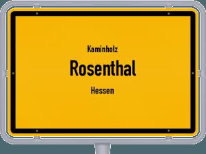 Kaminholz & Brennholz-Angebote in Rosenthal (Hessen)