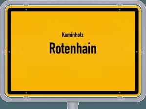 Kaminholz & Brennholz-Angebote in Rotenhain