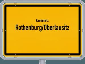 Kaminholz & Brennholz-Angebote in Rothenburg/Oberlausitz