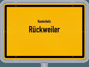 Kaminholz & Brennholz-Angebote in Rückweiler