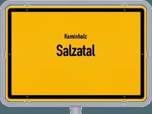 Kaminholz & Brennholz-Angebote in Salzatal