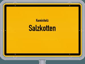 Kaminholz & Brennholz-Angebote in Salzkotten