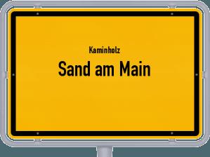 Kaminholz & Brennholz-Angebote in Sand am Main