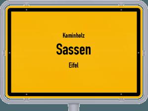 Kaminholz & Brennholz-Angebote in Sassen (Eifel)