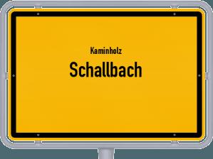 Kaminholz & Brennholz-Angebote in Schallbach