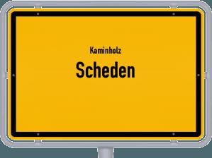 Kaminholz & Brennholz-Angebote in Scheden