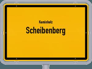 Kaminholz & Brennholz-Angebote in Scheibenberg