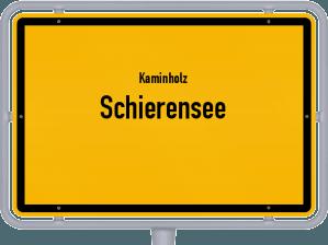Kaminholz & Brennholz-Angebote in Schierensee