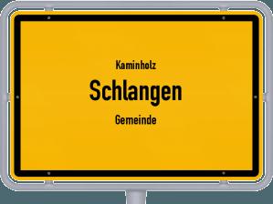 Kaminholz & Brennholz-Angebote in Schlangen (Gemeinde)