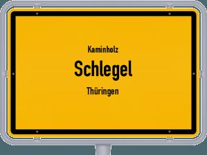 Kaminholz & Brennholz-Angebote in Schlegel (Thüringen)