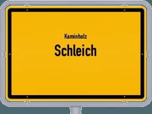Kaminholz & Brennholz-Angebote in Schleich