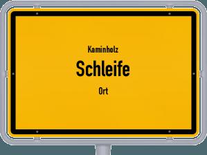 Kaminholz & Brennholz-Angebote in Schleife (Ort)