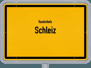 Kaminholz & Brennholz-Angebote in Schleiz