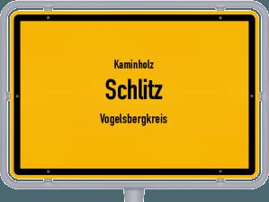Kaminholz & Brennholz-Angebote in Schlitz (Vogelsbergkreis)