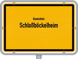 Kaminholz & Brennholz-Angebote in Schloßböckelheim