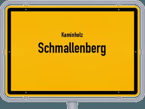 Kaminholz & Brennholz-Angebote in Schmallenberg