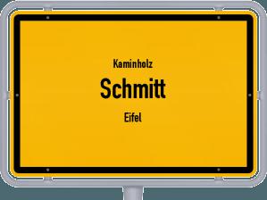 Kaminholz & Brennholz-Angebote in Schmitt (Eifel)