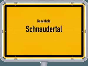 Kaminholz & Brennholz-Angebote in Schnaudertal