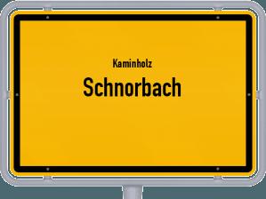 Kaminholz & Brennholz-Angebote in Schnorbach