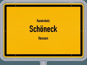 Kaminholz & Brennholz-Angebote in Schöneck (Hessen)