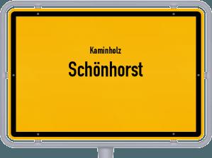 Kaminholz & Brennholz-Angebote in Schönhorst
