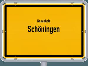 Kaminholz & Brennholz-Angebote in Schöningen