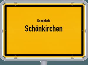 Kaminholz & Brennholz-Angebote in Schönkirchen