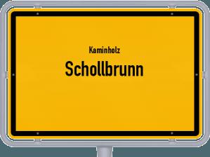 Kaminholz & Brennholz-Angebote in Schollbrunn