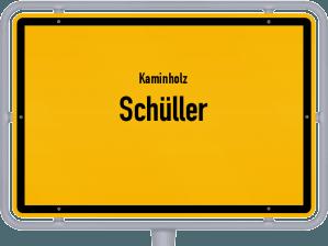 Kaminholz & Brennholz-Angebote in Schüller