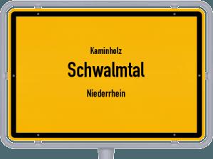 Kaminholz & Brennholz-Angebote in Schwalmtal (Niederrhein)