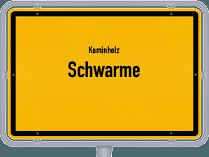 Kaminholz & Brennholz-Angebote in Schwarme