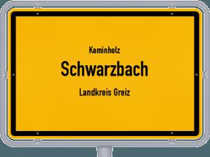 Kaminholz & Brennholz-Angebote in Schwarzbach (Landkreis Greiz)