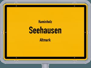 Kaminholz & Brennholz-Angebote in Seehausen (Altmark)