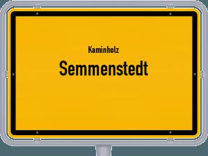 Kaminholz & Brennholz-Angebote in Semmenstedt