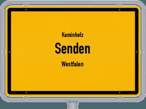 Kaminholz & Brennholz-Angebote in Senden (Westfalen)