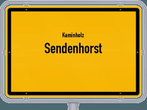 Kaminholz & Brennholz-Angebote in Sendenhorst