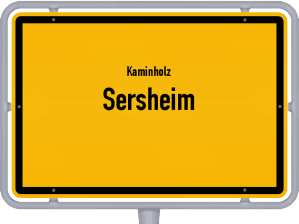 Kaminholz & Brennholz-Angebote in Sersheim