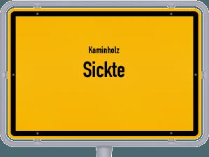 Kaminholz & Brennholz-Angebote in Sickte