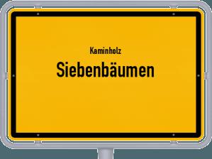 Kaminholz & Brennholz-Angebote in Siebenbäumen