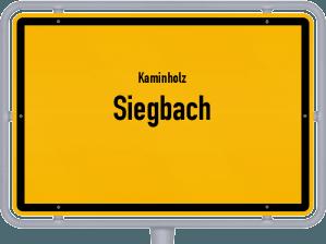 Kaminholz & Brennholz-Angebote in Siegbach