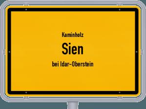 Kaminholz & Brennholz-Angebote in Sien (bei Idar-Oberstein)