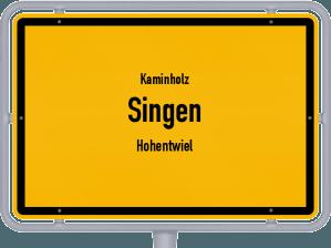 Kaminholz & Brennholz-Angebote in Singen (Hohentwiel)