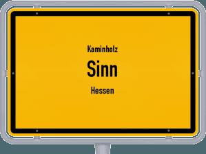 Kaminholz & Brennholz-Angebote in Sinn (Hessen)