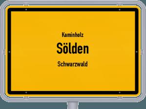 Kaminholz & Brennholz-Angebote in Sölden (Schwarzwald)