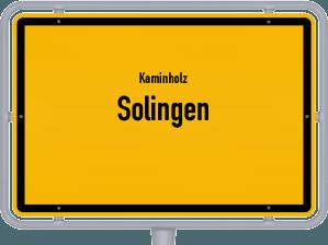 Kaminholz & Brennholz-Angebote in Solingen