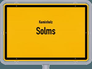 Kaminholz & Brennholz-Angebote in Solms
