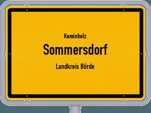 Kaminholz & Brennholz-Angebote in Sommersdorf (Landkreis Börde)