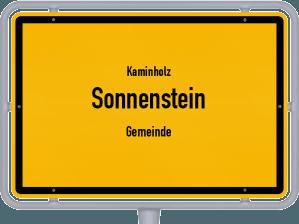 Kaminholz & Brennholz-Angebote in Sonnenstein (Gemeinde)