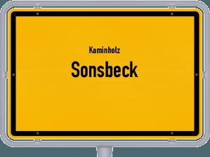 Kaminholz & Brennholz-Angebote in Sonsbeck